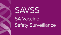 SAVSS - SA Vaccine Safety Surveillance. Report action here.